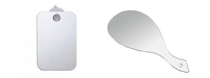 Espejo para baño antiniebla