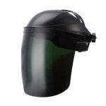 Black Safety Face Shield