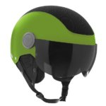 photochromic helmet visor